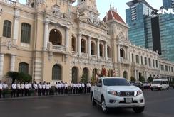 Lễ truy điệu Phó Chủ tịch UBND TP HCM Nguyễn Thị Thu