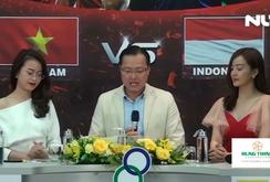 """Talk show """"Tranh luận bóng đá SEA Games 30"""" tuyển Việt Nam - Indonesia"""