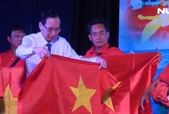 """Lan tỏa chương trình """"Một triệu lá cờ Tổ quốc cùng ngư dân bám biển"""" khắp cả nước"""