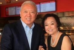 Vợ chồng gốc Á làm giàu tại Mỹ, sở hữu 3 tỷ USD và 2.000 nhà hàng