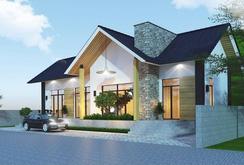 600 triệu có đủ xây một ngôi nhà đẹp?