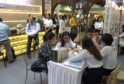 Ghi nhanh: Hàng ngàn khách đến với Triển lãm quốc tế Café Show Việt Nam
