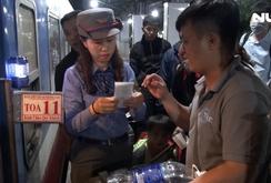 1.200 vé tàu Tết dành tặng công nhân khó khăn