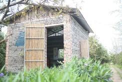 Một ngôi nhà tuyệt đẹp xây bằng 8.800 vỏ chai nhựa