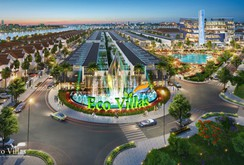 Hấp dẫn dự án khu biệt thự ven sông Eco Villas Cần Thơ