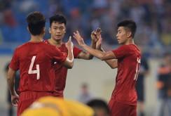 U23 Việt Nam - Brunei 6-0: Quang Hải và 2 trung vệ cùng lập công