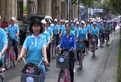 Đồng hành đạp xe vì trẻ em có hoàn cảnh khó khăn