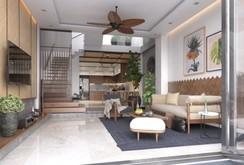 Những phòng khách độc đáo, hấp dẫn trong nhiều không gian khác nhau