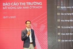 Nguồn cung căn hộ tại TP HCM tăng