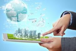 """Nền tảng công nghệ thông minh """"đua nhau"""" vào bất động sản"""