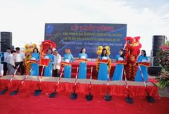 Công ty Trường Phúc Hải khởi công giai đoạn II bờ kè thuộc dự án lấn biển Phan Thiết