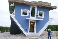 Những ngôi nhà kỳ lạ nhất thế giới