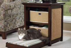 Ngôi nhà sành điệu dành cho những chú mèo
