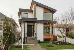 Nhà phố hẹp vẫn đẹp nao lòng nhờ thiết kế tối giản