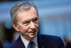 Tốc độ giàu của tỷ phú Pháp nhanh gấp đôi tỷ phú Trung Quốc, Mỹ
