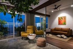 Căn hộ chật hẹp bỗng đẹp miễn chê nhờ thiết kế nội thất thông minh