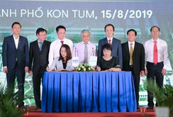 Chính thức khởi công dự án Khu đô thị cao cấp FLC Legacy Kon Tum