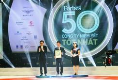 Lễ vinh danh 50 công ty niêm yết tốt nhất 2019 do Forbes Việt Nam bình chọn
