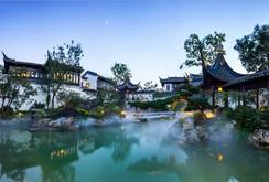 Chiêm ngưỡng biệt thự đẹp như chốn bồng lai của tỷ phú Jack Ma