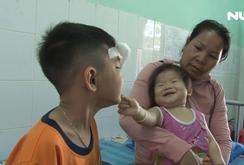 Ghi nhanh: Vợ chồng nghèo chết thảm dưới bánh xe container, 3 đứa trẻ bơ vơ