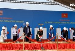 Khởi công dự án xử lý dioxin tại Sân bay Biên Hòa