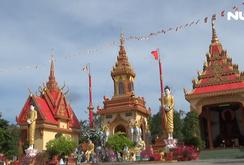 Bạc Liêu: Đồng bào Khmer tưng bừng đón tết Chôl - Chnăm - Thmây