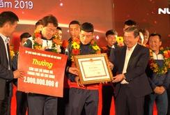 TP HCM khen thưởng VĐV đạt thành tích cao tại SEA Games 30
