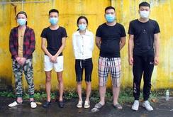TP HCM bắt 11 người Trung Quốc nhập cảnh trái phép