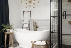 """10 cách không ai ngờ tới giúp tiết kiệm """"khối tiền"""" khi cải tạo phòng tắm"""
