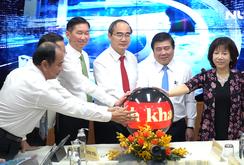 Ra mắt Trung tâm điều hành Y tế thông minh TP HCM