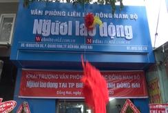 Ra mắt văn phòng liên lạc Báo Người Lao Động tại Đồng Nai