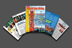 Báo Người Lao Động phát hành giai phẩm Xuân Canh Tý