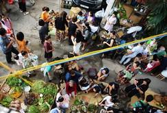 Chợ quê đặc biệt giữa trung tâm TP HCM