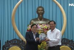 Báo Người Lao Động hợp tác nhiều lĩnh vực với tỉnh Bến Tre