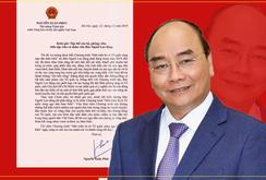 """Chương trình """"Một triệu lá cờ Tổ quốc cùng ngư dân bám biển"""" nhận thư khen của Thủ tướng Nguyễn Xuân Phúc"""