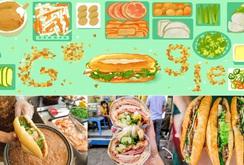 Làm bánh mì khổng lồ trong ngày Google vinh danh bánh mì Việt