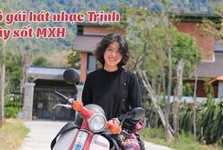Gặp gỡ cô gái hát nhạc Trịnh gây sốt trên mạng – Hoàng Trang