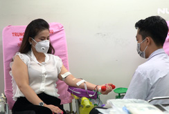 Sẻ chia giọt máu cứu người trong mùa dịch Covid-19