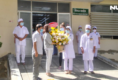 7 bệnh nhân Covid-19 ở Bình Thuận xuất viện, hai tuyến phố ở Phan Thiết hết phong toả