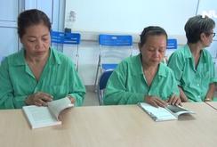 Tủ sách miễn phí cho bệnh nhân trong bệnh viện