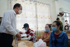 Lãnh đạo TP HCM thăm hỏi gia đình 8 nạn nhân thiệt mạng trong vụ cháy tại quận 11