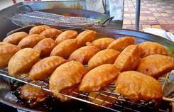 Bánh áp chao Cao Bằng
