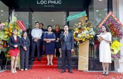 Ra mắt Trung tâm Kim hoàn Lộc Phúc và Siêu thị Trang sức cao cấp