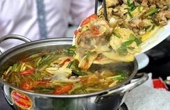 Khi món ăn quê được nâng tầm… đặc sản