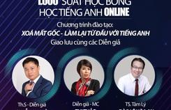 Diễn giả MC Thi Thảo trao 1000 học bổng tiếng Anh trong dịp Covid-19
