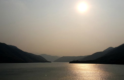 Cảnh đẹp thần tiên trên dòng sông Đà huyền thoại