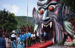 Khai trương Khu du lịch Quỷ Núi: Thêm điểm đến cho du khách đến Đà Lạt