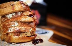 8 triệu một chiếc bánh mì làm từ những nguyên liệu đắt đỏ nhất thế giới