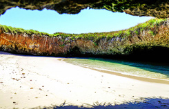 Thiên đường bí mật ở Mexico