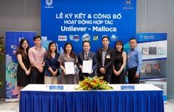 Thiết bị nhà bếp Malloca ký kết hợp tác chiến lược với Unilever